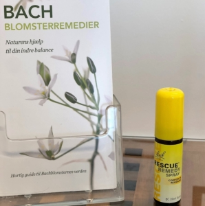 Bachs Rescue-spray dosering