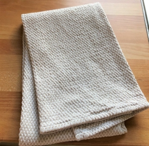 rent håndklæde